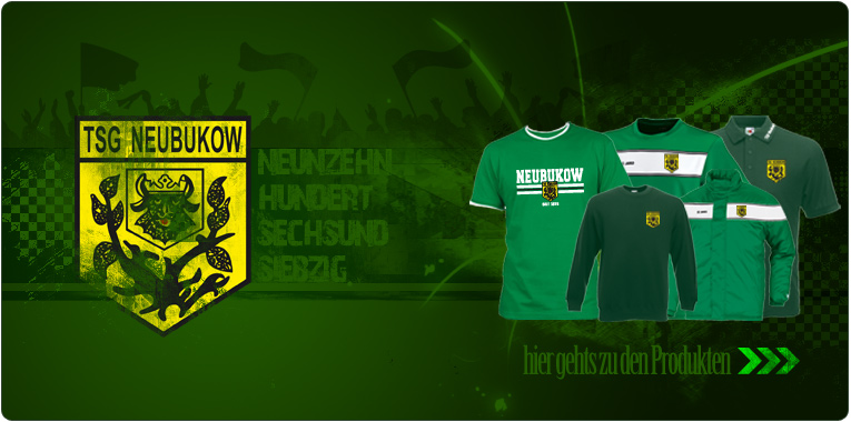 TSG Neubukow Fan-Shop
